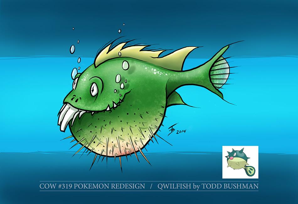 Qwilfish