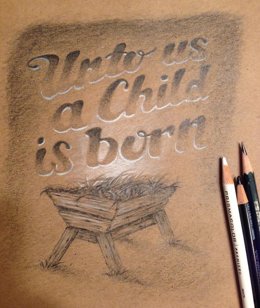 Unto us a Child is born 2014